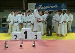CHAMPIONNAT PAR EQUIPE  SENIORS 2EME DIVISION