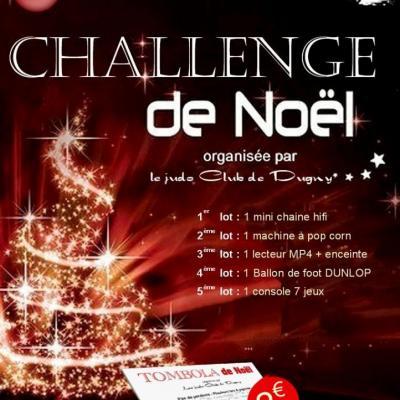 CHALLENGE DE NOEL