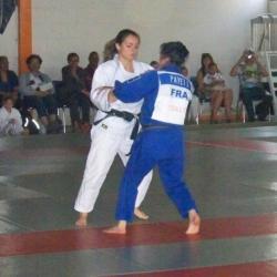 Démonstration technique avec Laëtita Payet et Laëtitia Quinton