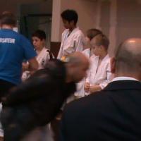Remise de médaille pour Thibault